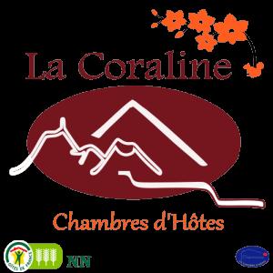 300x300 Logo La Coraline en Auvergne pour icone du site